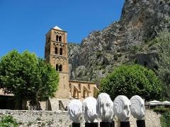 Eglise -  Moustiers St Marie