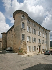 Château - Čeština: Château de la Palud-sur-Verdon