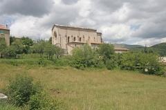 Eglise - Čeština: Église Notre-Dame de Vauvert (La Palud-sur-Verdon)