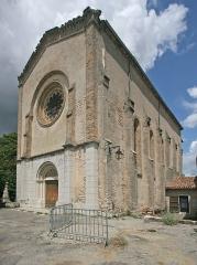 Eglise - Français:   Église Notre-Dame de Vauvert (La Palud-sur-Verdon)  Camera location43°46′48.04″N, 6°20′33.01″E  View this and other nearby images on: OpenStreetMap 43.780010;    6.342502