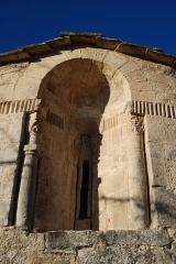 Chapelle Saint-Pierre (ruines) -  France - Provence - Chapelle Saint-Pierre de Pierrerue