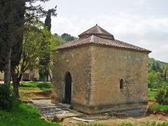 Baptistère dit le Panthéon (chapelle circulaire) - Deutsch: Baptisterium in Riez (Alpes-de-Haute-Provence)