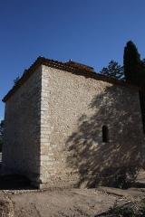 Baptistère dit le Panthéon (chapelle circulaire) - Deutsch: Baptisterium in Riez