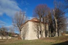 Baptistère dit le Panthéon (chapelle circulaire) - France - Provence - Riez - baptistère paléochrétien