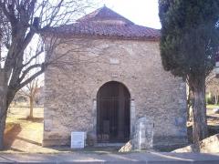 Baptistère dit le Panthéon (chapelle circulaire) - English: Christen hall of Riez