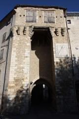 Portes (deux anciennes) : Porte d'Ayguières et Porte Saint-Sébastien - Deutsch:   Tor in Riez