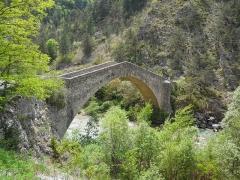 Pont de la Reine Jeanne -  Pont de la Reine Jeanne