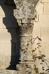 Chapelle Saint-Paul, dite aussi Eglise Haute ou église Saint-Michel -  France - Provence - Chapelle Saint-Paul de Saint-Michel-l'Observatoire