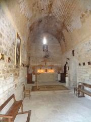 Remparts -  Aménagée au XIXe dans une tour du XIe.