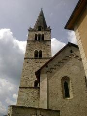 Eglise -  Alpes Haute Provence Saint-Paul-Sur-Ubaye  Eglise 14072013