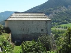 Bastion des Pénitents ou Tour des Pénitents ou Bastion Niquet -       This file was uploaded  with Commonist.  bastion de Seyne, Alpes-de-Haute-Provence
