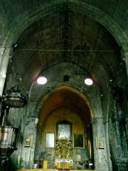 Eglise -  Alpes Haute-Provence Seyne-Les-Alpes Eglise Notre-Dame-Nazareth Nef