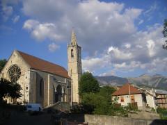 Eglise -  Seyne
