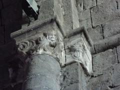 Eglise -       This file was uploaded  with Commonist.  église Notre-Dame-de-Nazareth de Seyne, Alpes-de-Haute-Provence