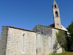 Eglise des Dominicains de la Baume - Français:   Sisteron - Eglise des Dominicains à la Baume