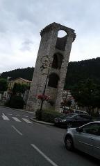 Enceinte (restes de l'ancienne) - Italiano:   Sisteron  Categoria:Rodano-Alpi  Categoria:Francia