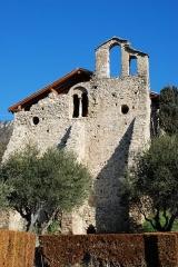 Eglise Saint-Martin (ruines) - Français:   France - Provence - Église Saint-Martin de Volonne