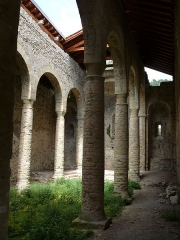 Eglise Saint-Martin (ruines) - Français:   Volonne - Eglise Saint-Martin