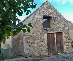 Maison médiévale - Français:   Maison médiévale du XIIIème siècle à Céreste (04)