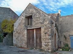 Maison médiévale - Français:   Méison Médiévale à Céreste (04)