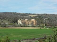 Château de Bel Air -       This file was uploaded  with Commonist.  Château de Bel-Air (photo prise du lieu-dit Chantebelle)