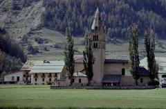 Eglise Saint-Laurent -  Hautes-Alpes Arvieux Eglise Catholique 071986