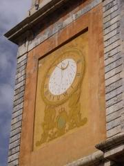 Eglise paroissiale Notre-Dame, Saint-Nicolas (ancienne collégiale) - Italiano: La cittadina di Briançon, Francia