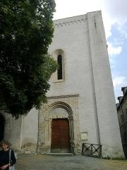 Eglise des Cordeliers -  Hautes Alpes Briancon Eglise Cordeliers 14072013