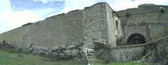 Fort des Trois-Têtes -  Entree Fort des Tetes