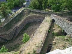 Anciennes fortifications de la Ville Haute - Italiano: La cittadina di Briançon, Francia