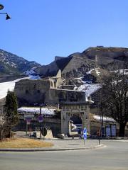 Anciennes fortifications de la Ville Haute -  Briançon