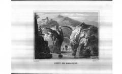 Pont d'Asfeld sur la Durance - This picture as been uploaded as part of L'Été des régions Wikipédia.