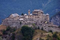 Fort de Château-Queyras -  bisogno di protezione