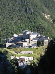Fort de Château-Queyras -  Château-Queyras, Hautes-Alpes, France