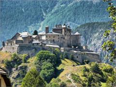 Fort de Château-Queyras -  Château-Ville-Vieille