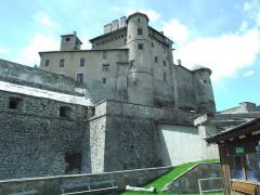Fort de Château-Queyras -  Fort Queyras