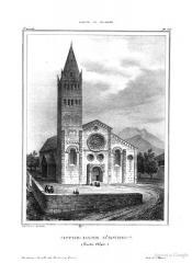Eglise Notre-Dame (ancienne cathédrale) - French artist