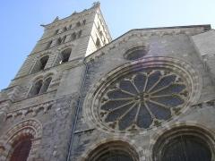Eglise Notre-Dame (ancienne cathédrale) - Italiano: Facciata della Chiesa