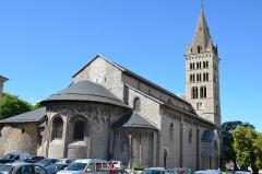 Eglise Notre-Dame (ancienne cathédrale) - Català: Catedral d'Embrun - General