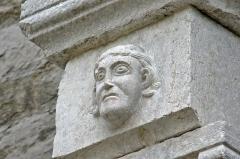Eglise Notre-Dame (ancienne cathédrale) - Cathédrale Notre Dame du Réal, Embrun, département des Hautes-Alpes, France.