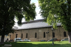 Eglise Notre-Dame (ancienne cathédrale) - Cathédrale Notre-Dame d'Embrun.