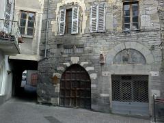 Hôtel des Gouverneurs -  Hautes-Alpes Embrun Palais Gouverneur