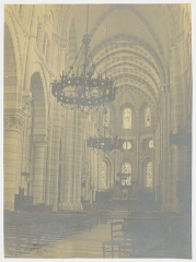 Cathédrale Saint-Arnoux -