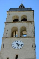Eglise des Guibertes - Français:   Eglise des Guibertes, Le Monêtier-les-Bains (Hautes-Alpes)