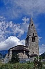 Chapelle des Gicons dite Mère Eglise - Deutsch: St. Didier: La Mère d'Église