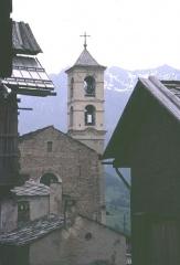 Eglise paroissiale Saint-Véran - Deutsch: St. Véran (Queyras)