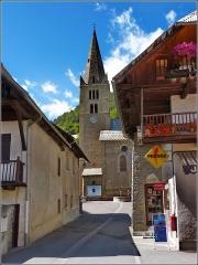 Eglise -  Vallouise - l'église