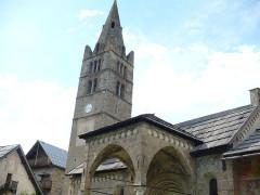 Eglise - English: Les Vigneaux - Hautes-Alpes - France