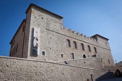 Château des Grimaldi, actuellement musée Picasso -  Antibes