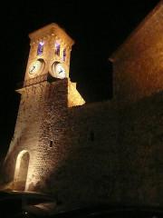 Château des Grimaldi, actuellement musée Picasso -  Antibes castle,  France